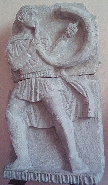 resto arqueológico romano hallado en la ciudad andaluza