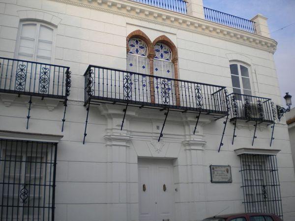 Casa natal de Juan Ramón Jiménez./Mogauar