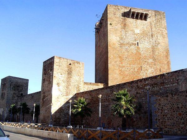 Castillo de Olivenza./User-Alfons024