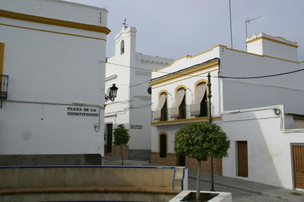 Convento de la localidad sevillana./Hermann Luyken
