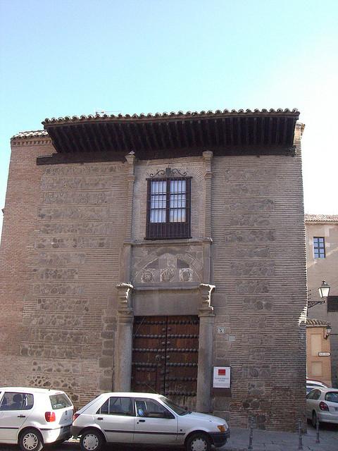 Sede de la antigua Escuela de Traductores.