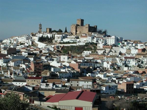 Panorámica de la ciudad de Espejo./PSOEESPEJO