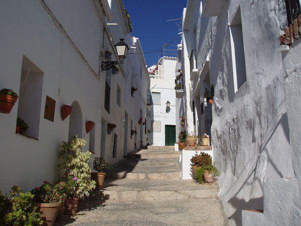 calle_Frigiliana