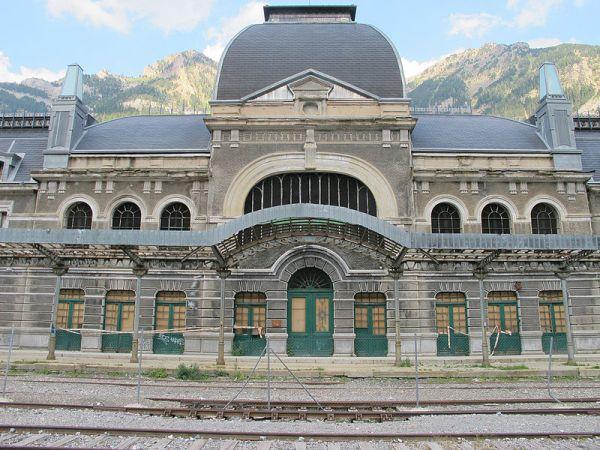 Estación_Canfranc