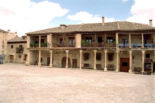 plaza_mayor_Pedraza