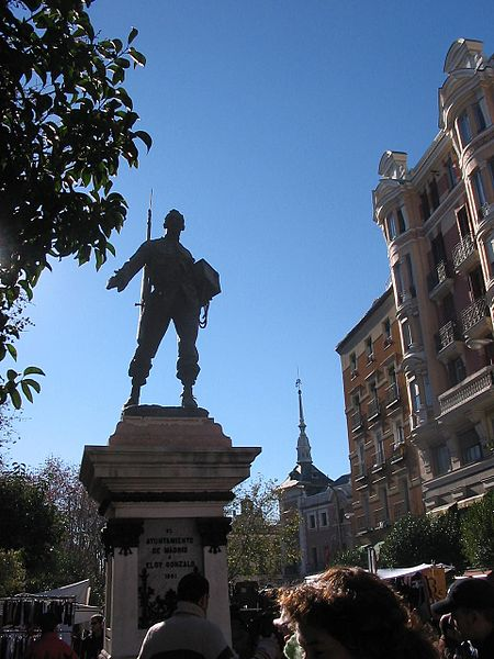 Madrid lugares con historia p gina 2 - Calle nebulosas madrid ...