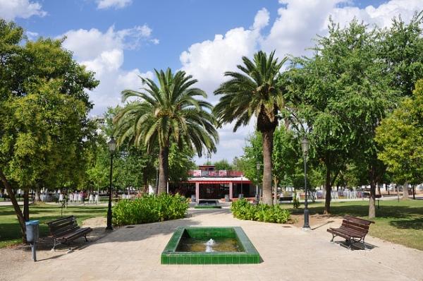 parque azuaga