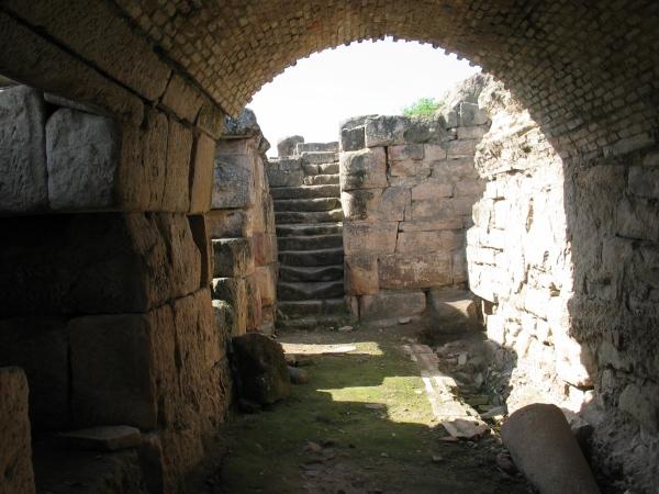 restos romanos castulo