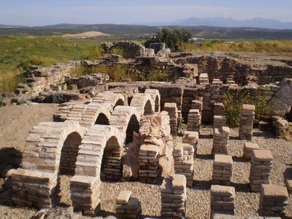 Ruinas y restos de Cástulo