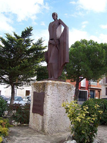 Estatua_caballero_olmedo