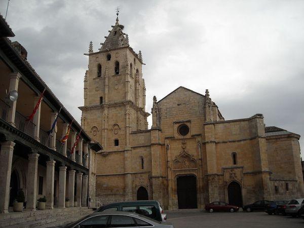 Fachada del templo religioso de la Magdalena