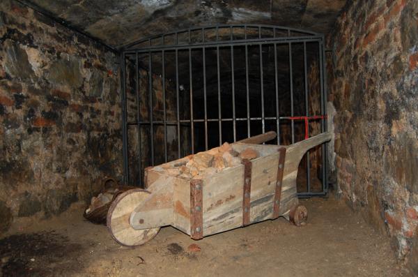Las minas de Almadén pueden ser visitables por el público