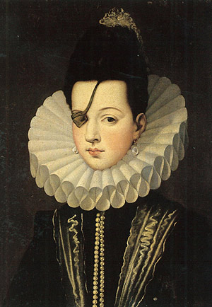 Ana de Mendoza, la princesa de éboli