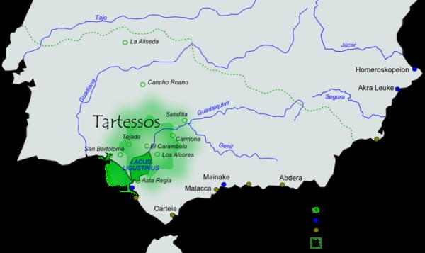 Tartessos-gmaps