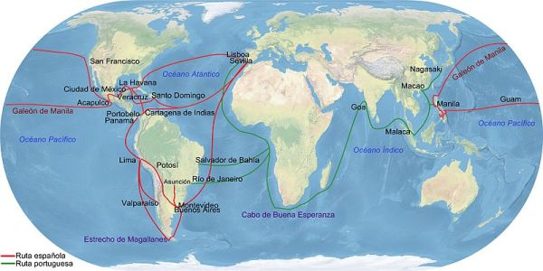 plano_rutas_comercio_imperio_español