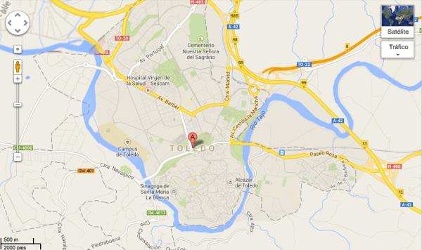 Plano Toledo