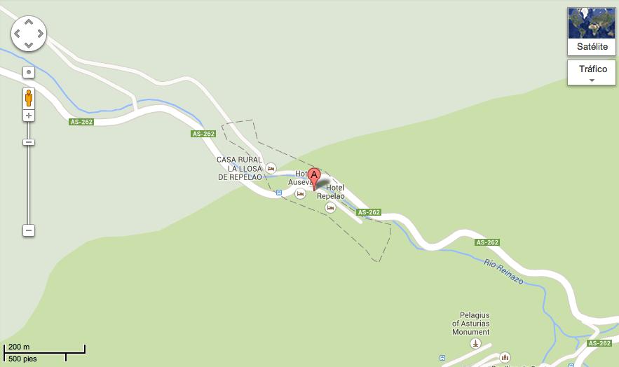 captura de pantalla 2014 02 10 a las 14 56 37 - Covadonga: el inicio de la Reconquista