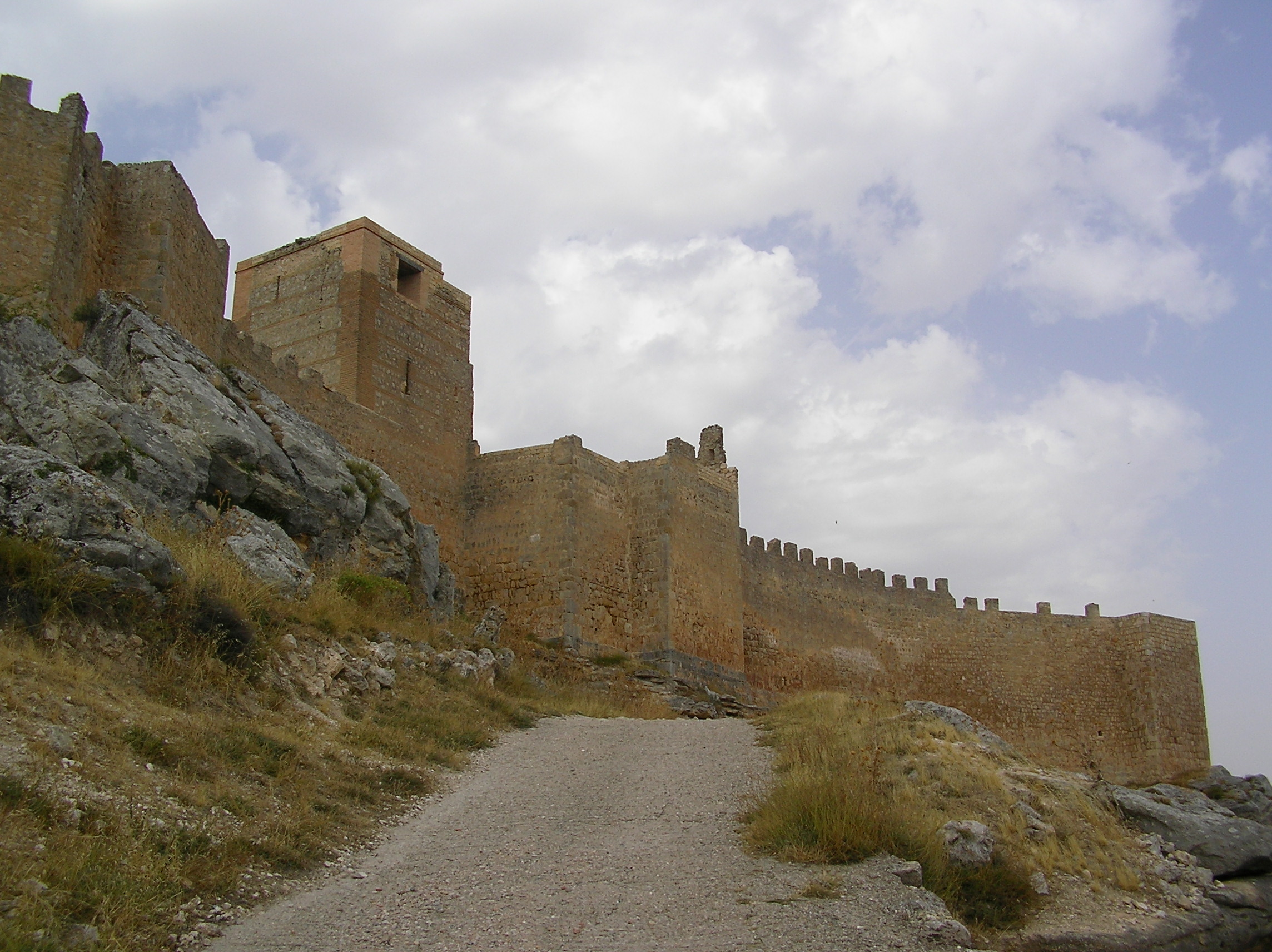 fortaleza gormaz historia