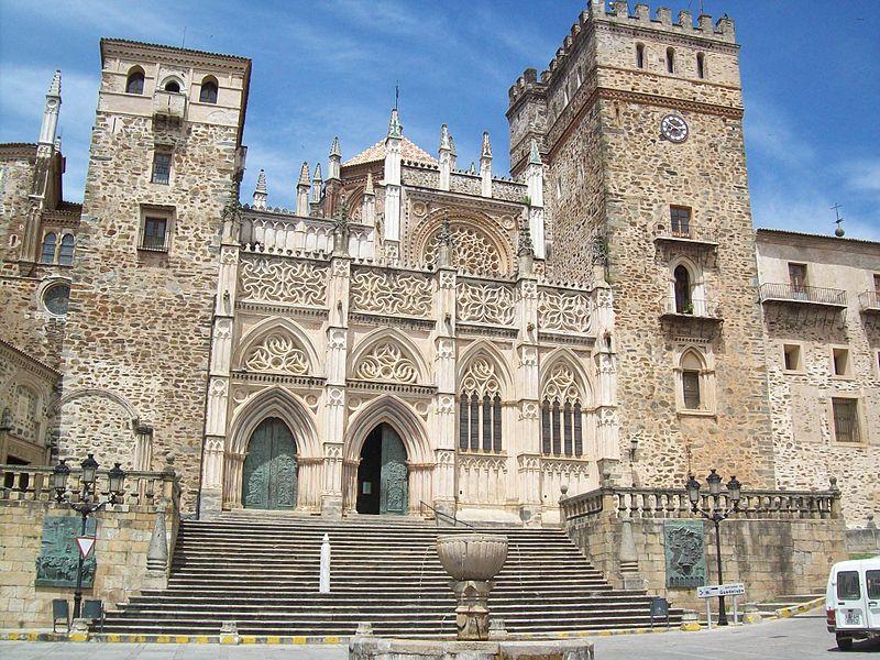 monasterio guadalupe celso pinto de carvalho - Ruta de Isabel la Católica por Castilla y León y Extremadura