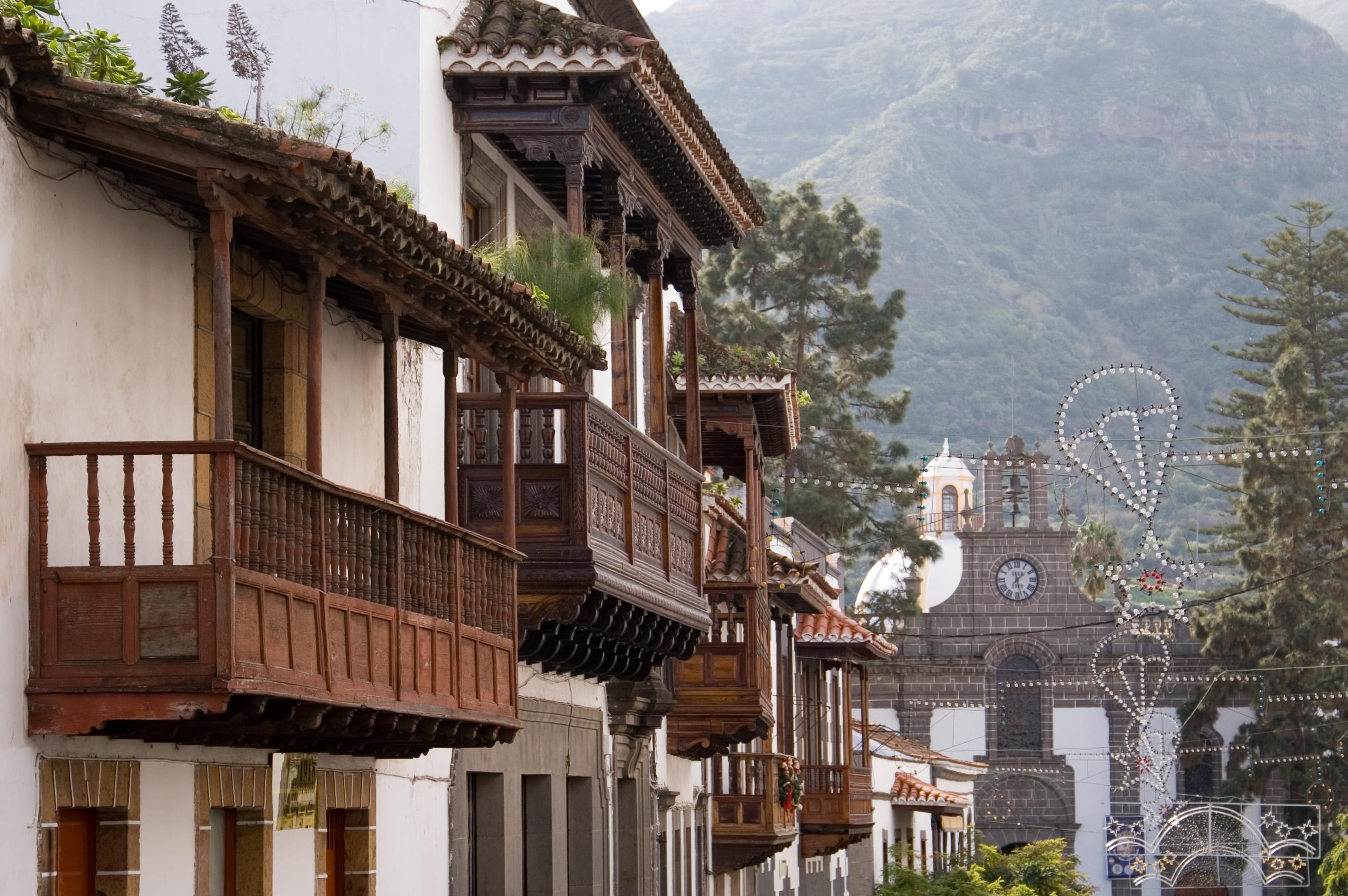 Teror gran canaria lugares con historia - Casas de madera gran canaria ...
